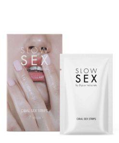 Bijoux Indiscrets SLOW SEX Oral-sex-strips_2